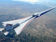 Prototype Construction Begins for US Supersonic X-59 'Low Boom' A ..