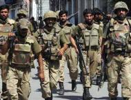10 militants, troops dead in N. Afghanistan clash