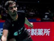 Srikanth upbeat on Indian badminton despite Hong Kong loss