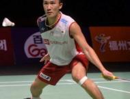 Momota stunned in Hong Kong Open semis