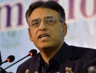 Visible economy increase in last  three months: Asad Umar