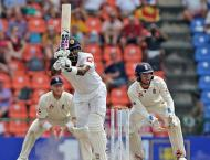 Mathews 87 keeps Sri Lanka afloat in second Test