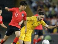 Socceroos and SKorea share spoils in early Asian Cup test