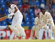 Cricket: Sri Lanka v England second Test scoreboard