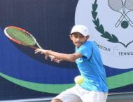 Huzaifa loses another ITF Junior Tennis C'ship final to Ivan