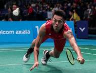 From 'Super Dan' to 'First-Round Lin' as badminton legend falters ..