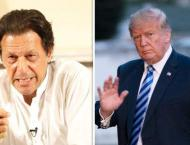 PM Imran gives a befitting reply to President Trump's statement