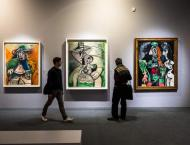'Picasso & Khokhlova' Exhibition to Open at Pushkin State Museum  ..