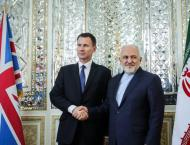 Iranian, UK Top Diplomats Discuss EU Mechanism for Trade With Teh ..