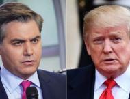 CNN Asks Court to Intervene After Trump Decides to Revoke Acosta' ..