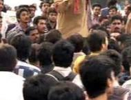 Media Studies' students stage protest against removal of HoD