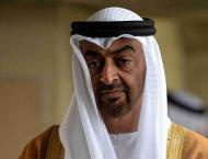 Mohamed bin Zayed, Emir of Kuwait discuss furthering bilateral ti ..