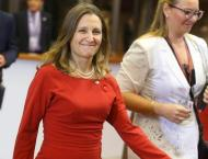 Canadian Foreign Minister Condemns Attack on Canadian Reporter in ..