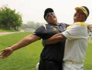 Thailand's 'Big Dolphin' to emulate dad at golf World Cup