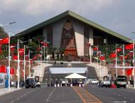 Papua New Guinea's Security Forces Attack Parliament Over Unpaid  ..