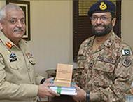 Force Commander Northern Areas visits Dareel, receives warm welco ..