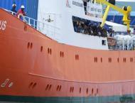 Italy orders seizure of migrant rescue ship Aquarius: MSF