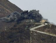 DPRK destroys 10 guard posts in border area with S. Korea as agre ..