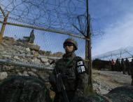 N. Korea blows up frontline bunkers