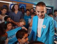 Millie Bobby Brown becomes UNICEF's youngest Goodwill Ambassador