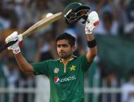 Babar Azam improves ranking