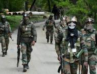 Indian Security Forces Kill 4 Militants in Kashmir During Anti-Te ..