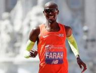 Britain's Farah eyes London Marathon glory