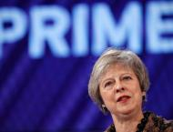 British Prime Minister faces Brexit pressure ahead of Brussels ta ..