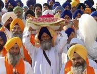 3,000 Indian Sikh yatrees arrive on Wednesday