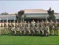 COAS meets gold-winning Pak Army team