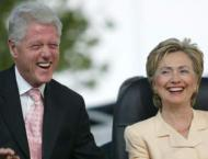 Bill, Hillary Clinton Announce 13-City, US-Canada Speaking Tour
