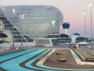 <span>10th anniversary of Abu Dhabi Formula 1 Grand Prix coincide ..
