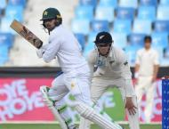 Pakistan 207-4 at close on day one in second Test
