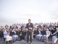 Musicians from 190 countries to perform in Dubai desert for UAE n ..