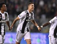 Ronaldo hits 100 Champions League wins as Juventus soar into last ..