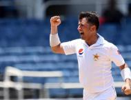 Yasir makes it in top 10 of ICC rankings