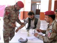 FC Balochistan holds free medical camp in Zhob