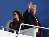 Trump arrives in Buenos Aires for tension-filled G20