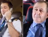 Pilot surprises teacher in the sweetest way, pays him tribute in  ..