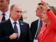 Merkel-Putin Meeting on G20 Sidelines to Be Held Saturday As Plan ..