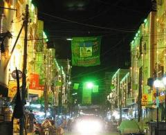 Eid Milad Un Nabi preparations in full swing in Nawabshah