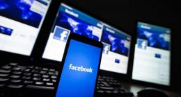 Facebook shuts more accounts aimed at political meddling
