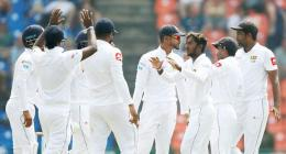 England all out for 285 in Sri Lanka