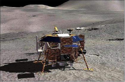 China's Chang'e 4 Lunar Rover's Blastoff Scheduled for Dec 8 - CNSA