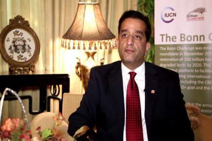 IPCC report 2018 reveals irreversible Climate Change patterns: Malik Amin Aslam
