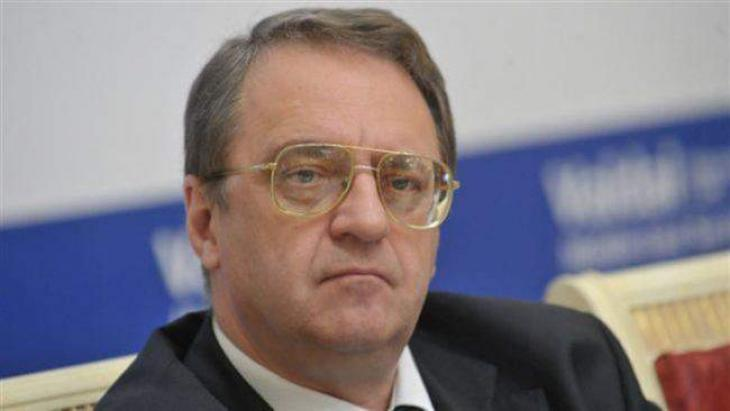 Russia's Bogdanov, Djibouti Ambassador Discuss Horn of Africa Situation - Ministry