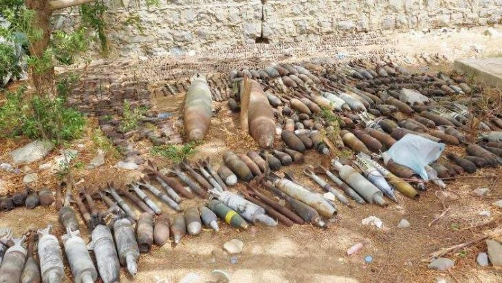 Russian Army Engineers Defuse Over 100 Cluster Munitions in Laos - Defense Ministry