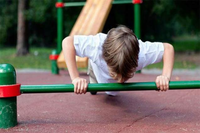 Childhood exercise can combat diabetes caused by father's obesity