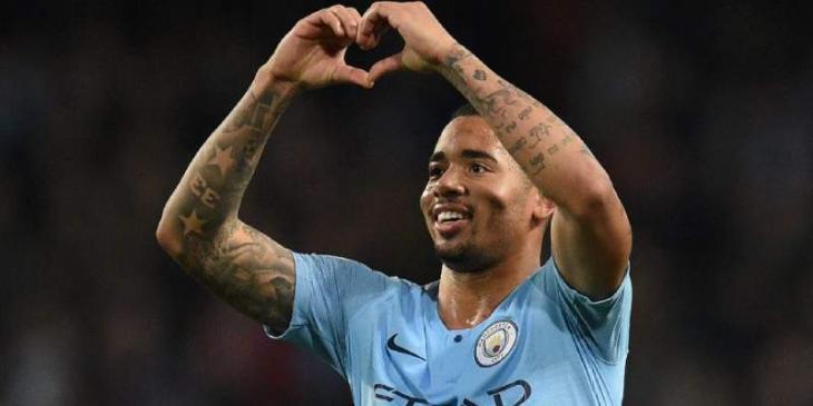 Jesus says 'no pressure' despite slow start for Man City