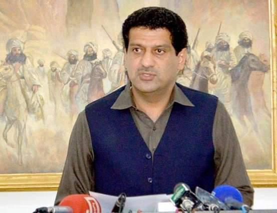 Dam construction essential for ending drought in Balochistan: Information Minister